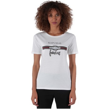 T-shirt Guess T-Shirt Femme Puccy Blanc