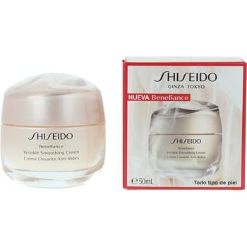 Beauté Femme Anti-Age & Anti-rides Shiseido Benefiance Wrinkle Smoothing Cream  50 ml