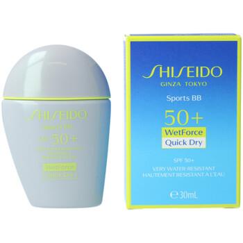 Beauté Protections solaires Shiseido Sun Care Sports Bb Spf50+ medium Dark 12 Gr 12 g