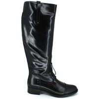 Chaussures Femme Bottes ville Luis Gonzalo 4932M Botas de Montar de Mujer Noir