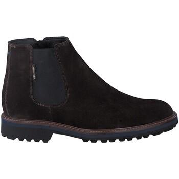Chaussures Boots Mephisto Bottine cuir BENSON Marron