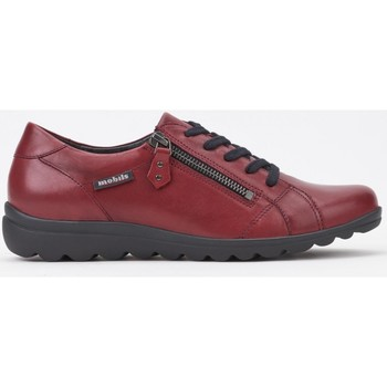 Chaussures Homme Baskets basses Mephisto Baskets CAMILIA noires Rouge
