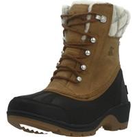 Chaussures Femme Bottes de neige Sorel WHISTLER MID Marron