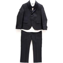 Vêtements Enfant Ensembles enfant Luciano Soprani COML282 bleu