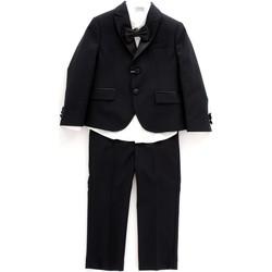 Vêtements Enfant Ensembles enfant Luciano Soprani COML292 bleu