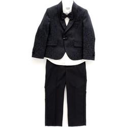 Vêtements Enfant Ensembles enfant Luciano Soprani COML281 bleu