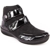 Chaussures Femme Bottines Arcopedico CHARLENE NEGRO Botín