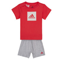 Vêtements Fille Ensembles enfant adidas Performance MELISA Rose
