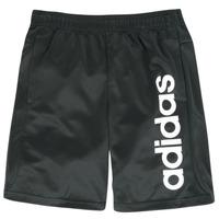 Vêtements Garçon Shorts / Bermudas adidas Performance NIKLOS Noir