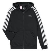 Vêtements Fille Sweats adidas Performance GOMELLO Noir