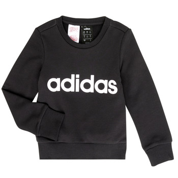 Vêtements Fille Sweats adidas Performance MED Noir