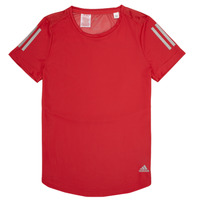 Vêtements Fille T-shirts manches courtes adidas Performance MELINDA Rouge
