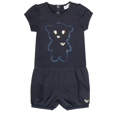 Vêtements Fille Ensembles enfant Emporio Armani Aiden Marine