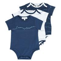 Vêtements Garçon Pyjamas / Chemises de nuit Emporio Armani Andrew Marine