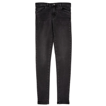 Vêtements Fille Jeans slim Only KONRACHEL Gris