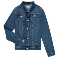 Vêtements Fille Vestes en jean Only KONSARA Bleu