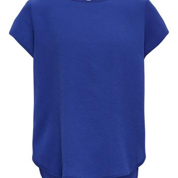 Vêtements Fille Tops / Blouses Only KONVICTORIA Marine
