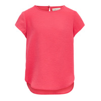 Vêtements Fille Tops / Blouses Only KONVICTORIA Rouge