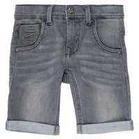 Vêtements Garçon Shorts / Bermudas Name it NKMTHEO Gris