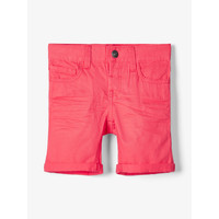 Vêtements Garçon Shorts / Bermudas Name it NMMSOFUS TWIISKA Rouge