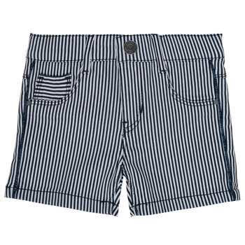 Vêtements Garçon Shorts / Bermudas Name it NKFSALLI Marine