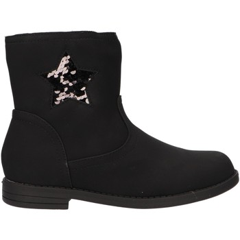 Chaussures Fille Bottes Happy Bee B179780-B1758 Negro