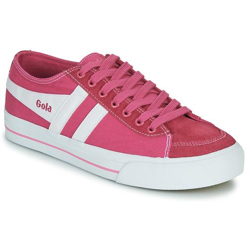 Chaussures Femme Baskets basses Gola QUOTA II Rose / blanc