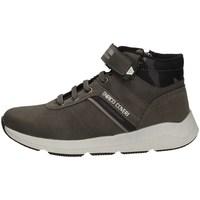 Chaussures Garçon Baskets montantes Enrico Coveri 926120 GRIS