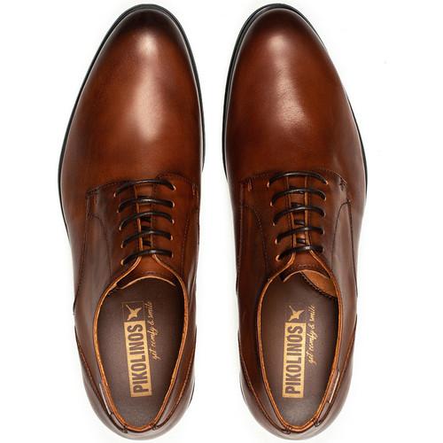 Pikolinos BRISTOL M7J CUERO - Chaussures Derbies-et-Richelieu Homme 109,95 €.