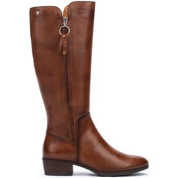 Chaussures Femme Bottes ville Pikolinos DAROCA W1U CUERO