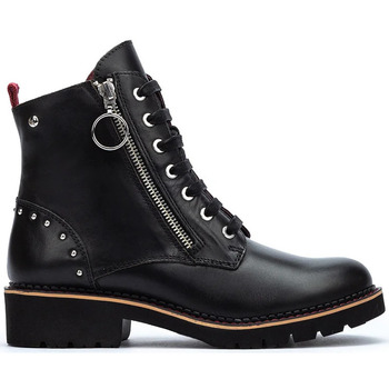 Chaussures Femme Boots Pikolinos VICAR W0V BLACK