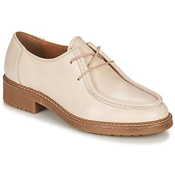 Chaussures Femme Derbies André ETIENNE Blanc