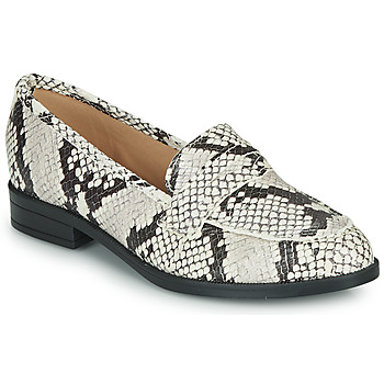 Chaussures Femme Mocassins André EMERAUDE Beige