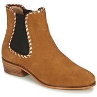 Chaussures Femme Bottines André BRETT Camel