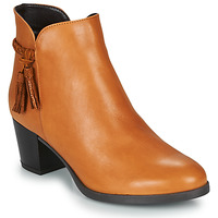 Chaussures Femme Boots André MARYLOU Camel