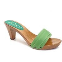 Chaussures Femme Mules Kiara Shoes K5101 Vert