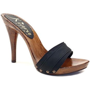 Chaussures Femme Mules Kiara Shoes KM7201 Noir