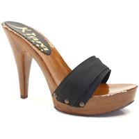 Chaussures Femme Mules Kiara Shoes K21101 Noir