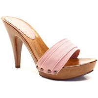 Chaussures Femme Mules Kiara Shoes K21101 Rose