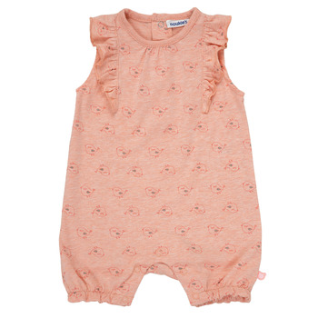 Vêtements Fille Pyjamas / Chemises de nuit Noukie's LOUIS Rose