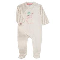 Vêtements Fille Pyjamas / Chemises de nuit Noukie's LEO Rose