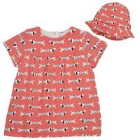 Vêtements Fille Robes courtes Noukie's KENZO Rose