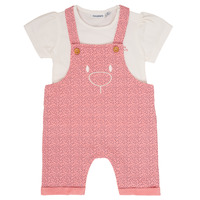 Vêtements Fille Ensembles enfant Noukie's MINO Rose