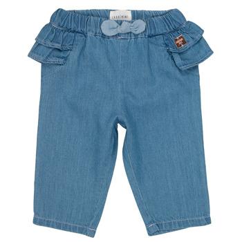 Vêtements Fille Jeans slim Carrément Beau ISAQ Bleu