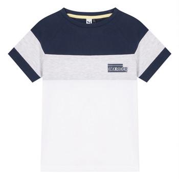 Vêtements Garçon T-shirts manches courtes 3 Pommes NORA Blanc