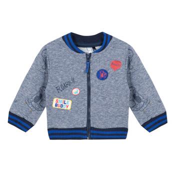 Vêtements Garçon Sweats 3 Pommes VALENTIN Bleu
