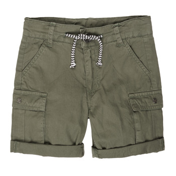 Vêtements Garçon Shorts / Bermudas 3 Pommes LEA Kaki