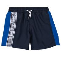 Vêtements Garçon Shorts / Bermudas BOSS MOZEL Bleu