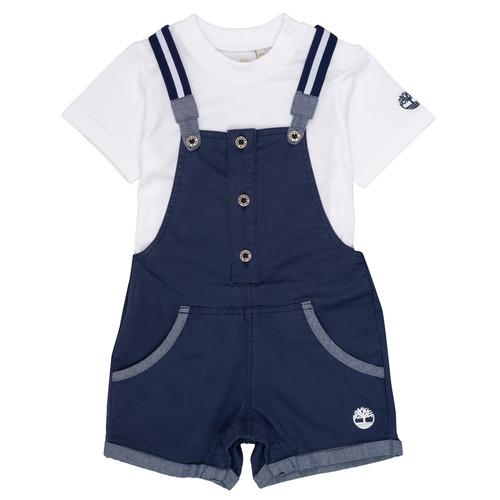 Vêtements Garçon Ensembles enfant Timberland GABINO Bleu