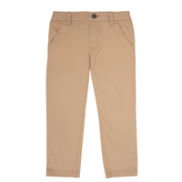 Vêtements Garçon Chinos / Carrots Timberland ANAS Blanc